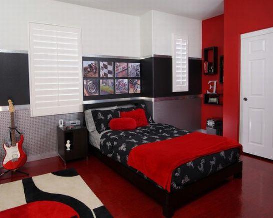 8-mau-thiet-ke-phong-ngu-dep-va-hien-dai-voi-tong-mau-do-7  +8 Mẫu thiết kế phòng ngủ đẹp và hiện đại với tông màu đỏ 8 mau thiet ke phong ngu dep va hien dai voi tong mau do 7