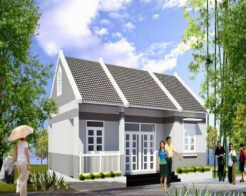 Cách xây nhà 200 triệu đồng