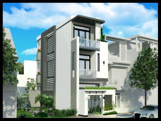 Video tổng quan mẫu thiết kế nhà phố 3 tầng đẹp 2019