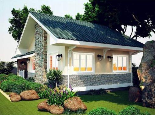 Mẫu thiết kế nhà vườn hiện đại (hình 3)