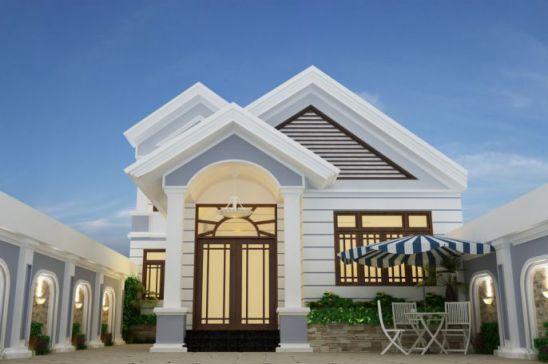 Thông tin mẫu nhà cấp 4 đẹp giá khoảng 300 triệu ở Việt Nam