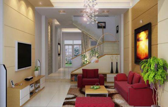 Top 100 những mẫu phòng khách đẹp cho nhà ống năm 2019