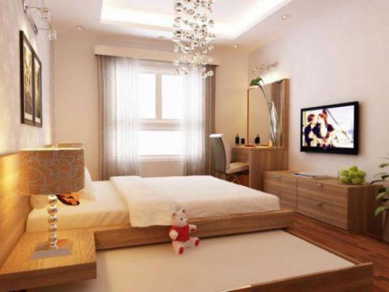 Mẫu thiết kế phòng ngủ 10m2