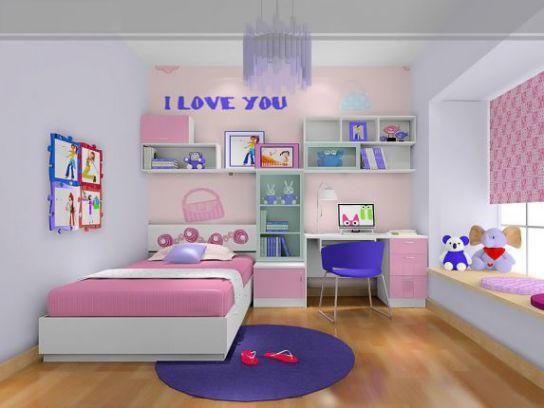 Phòng ngủ hiện đại rộng 10m2