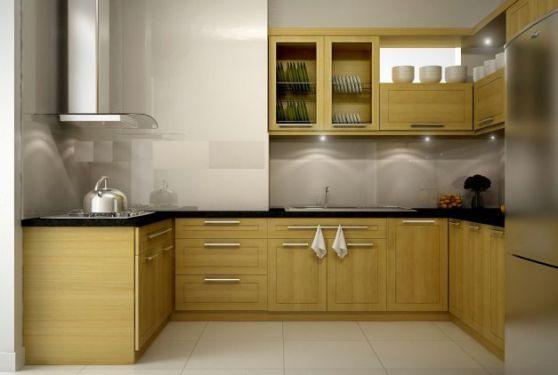 Mẫu tủ bếp hình chữ U  Top 10 những mẫu bếp đẹp cho nhà nhỏ 2019 chi phí Rẻ mau tu bep hinh chu u