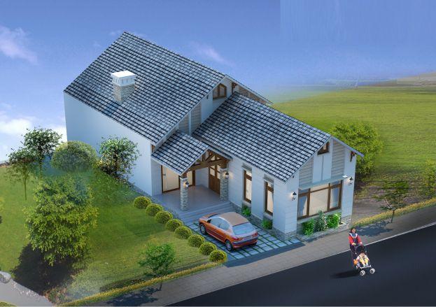 Bản vẽ mẫu thiết kế nhà 1 tầng đẹp 2019 diện tích 8.5×24 mét