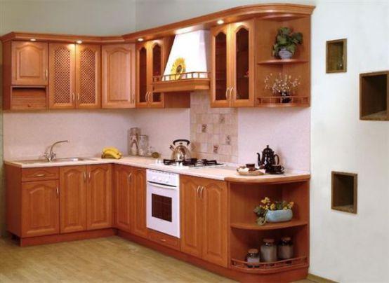Nội thất nhà bếp nhỏ đẹp