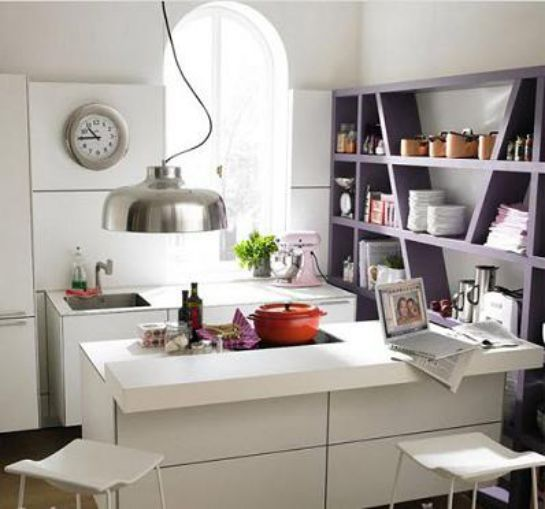 T.O.P 010 Những mẫu nội thất thông minh cho nhà bếp