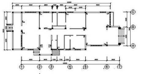 Bản vẽ phần cấp thoát và điện nước nhà