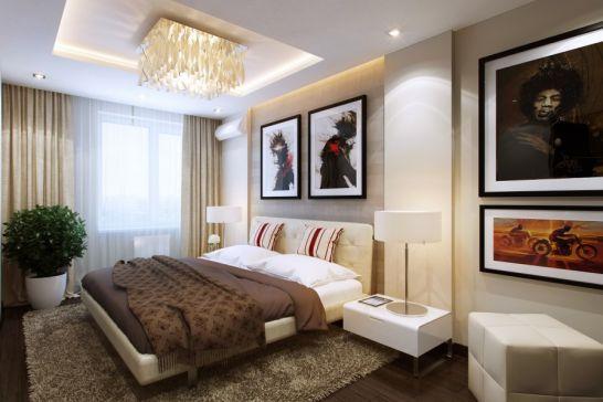 Thổi 'Làn Gió Mới' Vào Top 15 Mẫu Phòng Ngủ Chung Cư Đẹp