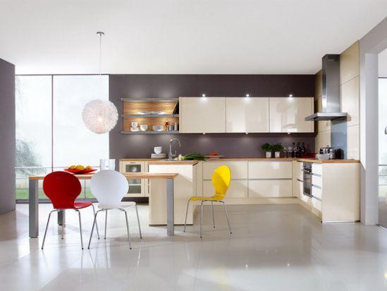 Tổng Hợp 9 Mẫu Tủ Bếp Hiện Đại Cho Nhà Bếp – Nội Thất Nhà Đẹp 2019