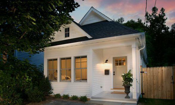 Phối cảnh nhà đẹp cấp 4 chi phí xây dựng khoảng 350 triệu