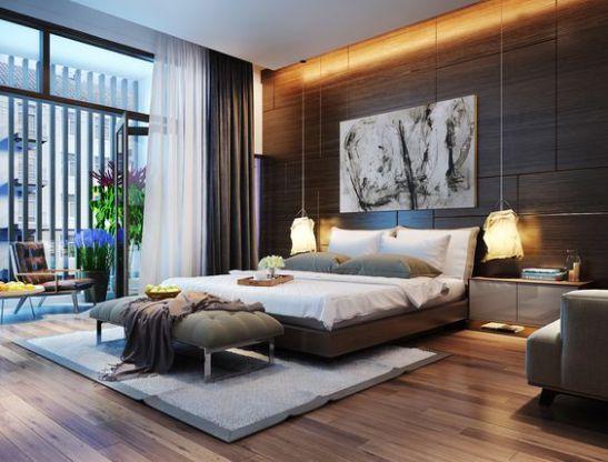 Mẫu phòng ngủ cao cấp trong năm 2017 thông qua góc nhìn đẹp mắt - Ảnh 9