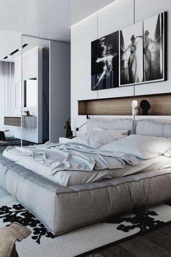Mẫu phòng ngủ cao cấp trong năm 2017 thông qua góc nhìn đẹp mắt - Ảnh 3