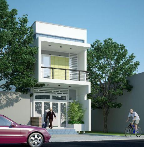 Chi phí xây dựng nhà 2 tầng 40m2 hết bao nhiêu?
