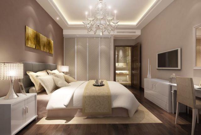 Mẫu trần thạch cao phòng ngủ -> Hình 3