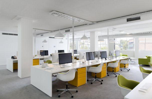 Mẫu trần thạch cao cho văn phòng -> Hình 3