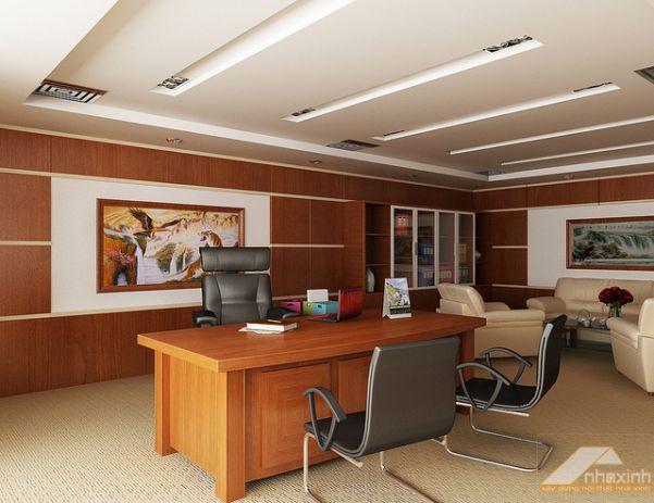 Mẫu trần thạch cao phòng làm việc -> Hình 5 15 mẫu trần thạch cao phòng làm việc đẹp 2018 tạo nên sự Ấn tượng 15 mẫu trần thạch cao phòng làm việc đẹp 2018 tạo nên sự Ấn Tượng mau tran thach cao phong lam viec 5