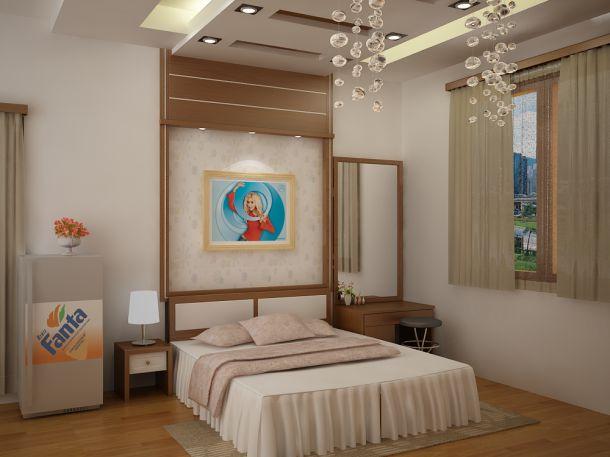 Mẫu trần thạch cao phòng ngủ đẹp -> Hình 6