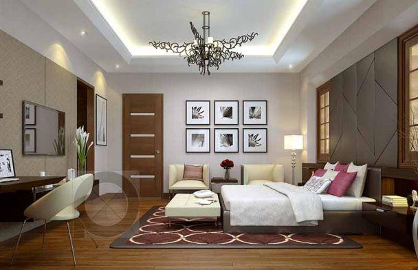 Mẫu trần thạch cao phòng ngủ đẹp -> Hình 9