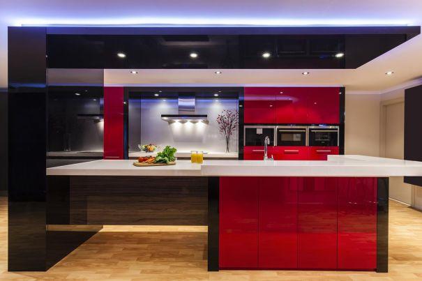 Mẫu trần thạch cao đẹp cho Phòng Bếp -> Hình 1