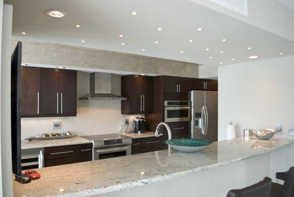 Mẫu trần thạch cao đẹp cho Phòng Bếp -> Hình 2