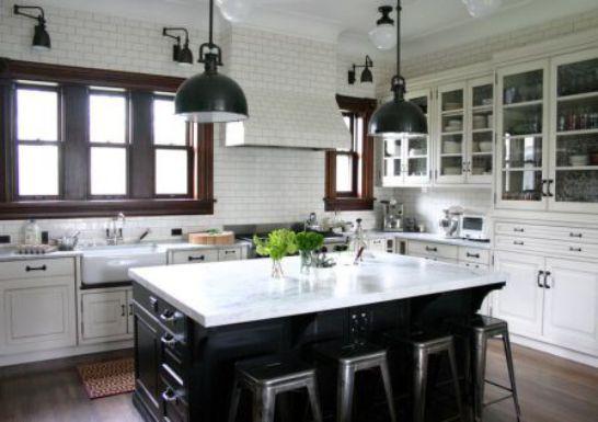 Nội thất nhà bếp với đường nét tinh tế - Mẫu 9