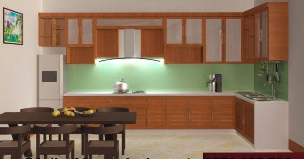 Nội thất nhà bếp.