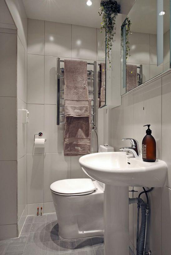 Nội thất phòng tắm.