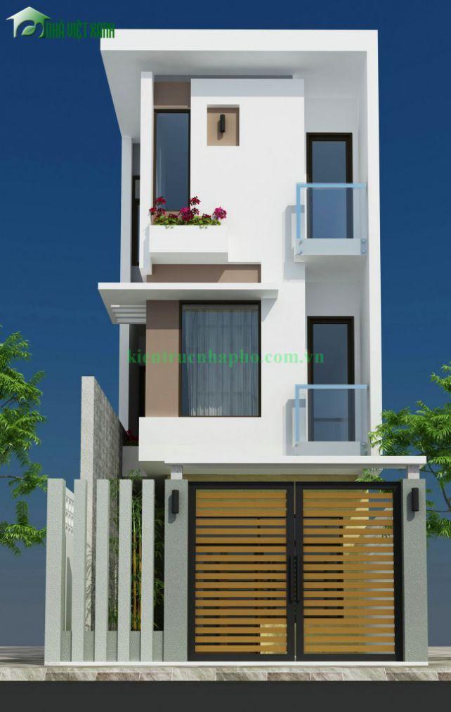 Thiết kế nhà phố 5x18m đẹp mê hồn tại Thành Phố Đà Nẵng