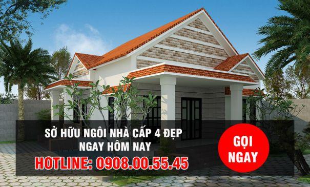 Cập nhật đơn giá xây nhà cấp 4 năm 2019 mới nhất Hôm Nay