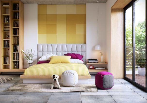 6 mẫu thiết kế phòng ngủ hiện đại mang vẻ đẹp Kiêu Sa