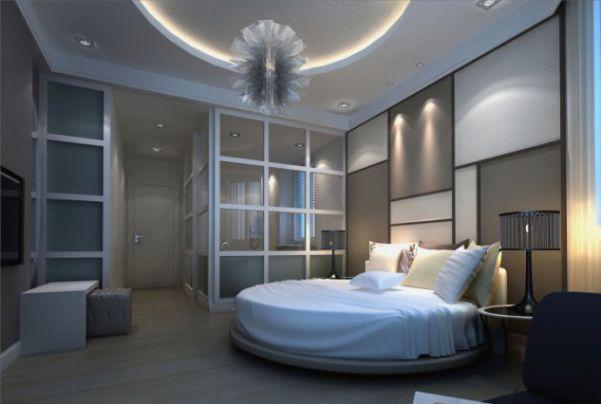 top 10 thiết kế phòng ngủ đẹp sang trọng với giường tròn hot nhất 2018 Top 10 thiết kế phòng ngủ đẹp sang trọng với giường tròn hot nhất 2018 thiet ke phong ngu dep sang trong 3 min