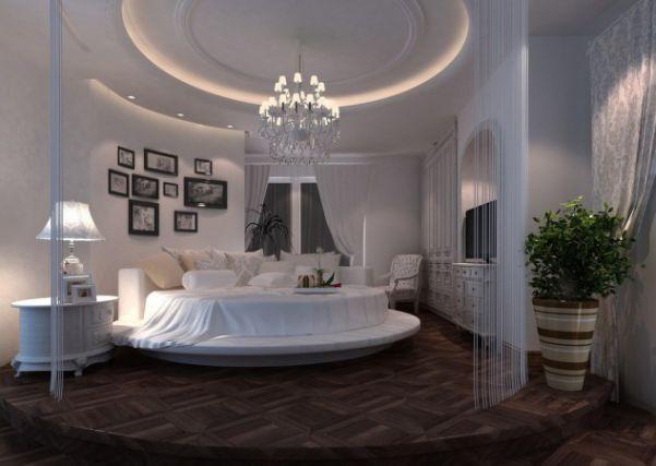 top 10 thiết kế phòng ngủ đẹp sang trọng với giường tròn hot nhất 2018 Top 10 thiết kế phòng ngủ đẹp sang trọng với giường tròn hot nhất 2018 thiet ke phong ngu dep sang trong 5 min