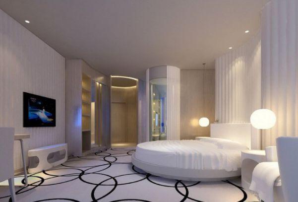 top 10 thiết kế phòng ngủ đẹp sang trọng với giường tròn hot nhất 2018 Top 10 thiết kế phòng ngủ đẹp sang trọng với giường tròn hot nhất 2018 thiet ke phong ngu dep sang trong 9 min