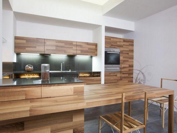 Thiết kế tủ bếp bằng gỗ đẹp nhất 2019 mang tới không gian sang trọng thiet ke tu bep bang go dep 03 min
