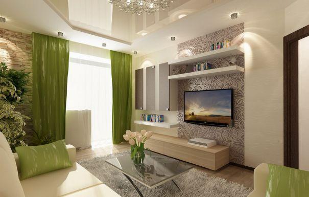 Mẫu phòng khách đẹp cho căn hộ chung cư mang đến không gian sống
