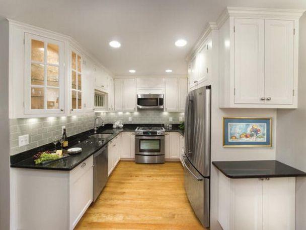 Ý tưởng thiết kế phòng bếp nhỏ đẹp tốt nhất 2019 mà mọi người nên xem thiet ke phong bep nho dep 05 min