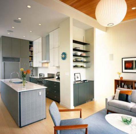 15 ý tưởng thiết kế nội thất nhà bếp đẹp 2019 mà bạn nên Biết thiet ke noi that nha bep dep 01 min