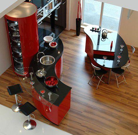 15 ý tưởng thiết kế nội thất nhà bếp đẹp 2019 mà bạn nên Biết thiet ke noi that nha bep dep 11 min