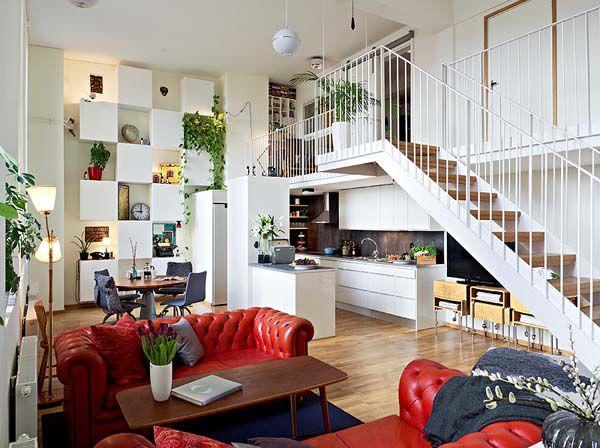Cách trang trí phòng khách nhỏ đẹp 2019 mà bạn nên biết cach trang tri phong khach nho dep 03 min