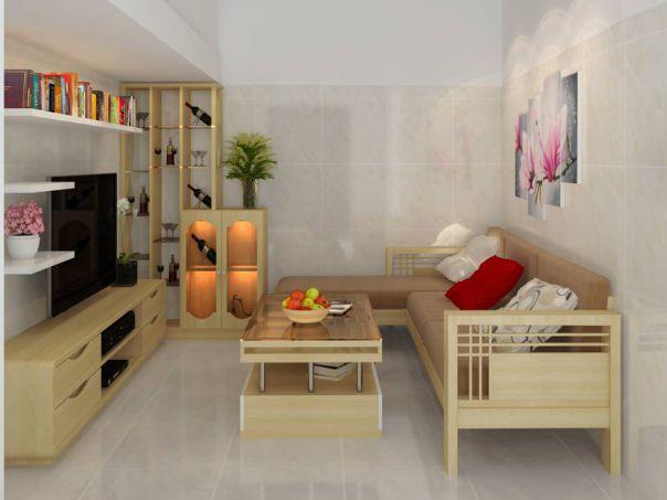 Cách trang trí phòng khách nhỏ đẹp 2019 mà bạn nên biết