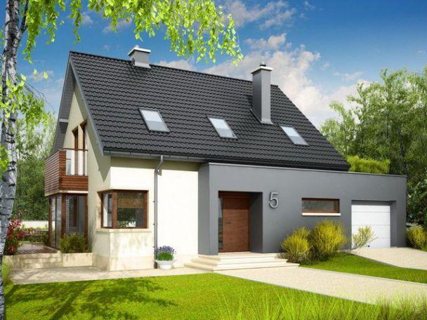 Thiết kế nhà biệt thự diện tích 10×15 kiểu nhà vườn đẹp 2019