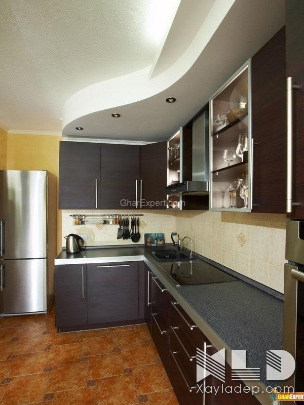 giới thiệu mẫu trần thạch cao phòng bếp được yêu thích nhất hiện nay Giới thiệu mẫu trần thạch cao phòng bếp được yêu thích nhất hiện nay mau tran thach cao phong bep 2 min