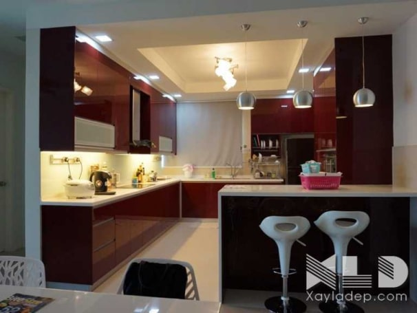 giới thiệu mẫu trần thạch cao phòng bếp được yêu thích nhất hiện nay Giới thiệu mẫu trần thạch cao phòng bếp được yêu thích nhất hiện nay mau tran thach cao phong bep 4 min