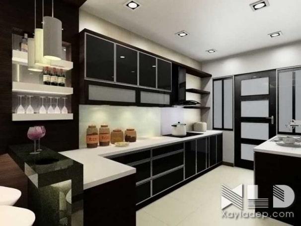 giới thiệu mẫu trần thạch cao phòng bếp được yêu thích nhất hiện nay Giới thiệu mẫu trần thạch cao phòng bếp được yêu thích nhất hiện nay mau tran thach cao phong bep 6 min