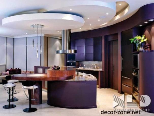 Giới thiệu mẫu trần thạch cao phòng bếp được yêu thích nhất hiện nay