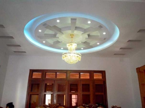 Gợi ý 5 mẫu trần thạch cao đẹp thiết kế riêng cho kiến trúc Việt Nam