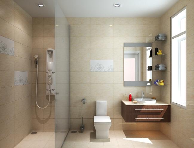 Phòng tắm (nhà vệ sinh) đẹp