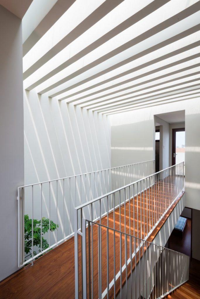 Nội thất nhà hướng Tây – Ngỡ ngàng với sức hút từ nội thất nhà 4 tầng noi that nha 4 tang huong tay 11 684x1024
